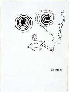 Alexander Calder - Portraits