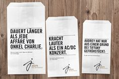 Bakery Joseph - Brot vom Pheinsten  (Translation: Joseph - Finest Bread), Vienna. © Corporate and graphic design by Martin Dvorak.