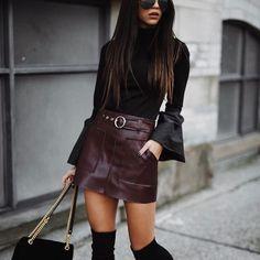 FORAY COLLECTIVE // #shopbyinfluencer, #instagramblogger, #bloggerstyle, #blogger, #stylish, #trendy, #fashionblogger, #influencer, #socialinfluencer, #outfits, #shop, #shopping, #fashiontrends, #fashion, #forwomen, #style, #tofollow, #inspiration, #foraycollective, #skirts, #miniskirt, #leatherskit, #trendyleatherskirt