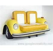 Creative Furniture Made By Cars Trunk
