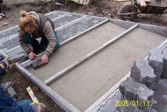 lépcső építés