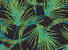 Tropical Leaf Floral #textiledesign #tropicalfloral #floral #fashion available for purchase from #OMLabel #patternbank www.patternbank.com/OMLabel