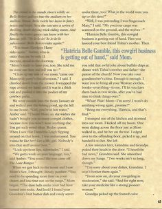 """American Girl Magazine - January 1993/February 1993 Issue - Page 44 (Part 4 of """"Hawkeye Hatty Rides Again"""" - A Story by Eleanora E. Tate)"""
