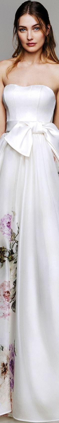 Blumarine wedding dress 2018 pictures