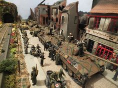 ww2 models diorama - Google Search