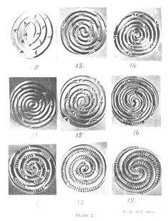 Journal of the Polynesian Society: Maori Spirals, By W. Phillipps, P P 30, Maori Art, Art Carved, Spirals, British Museum, Art Work, Carving, Journal, Artwork