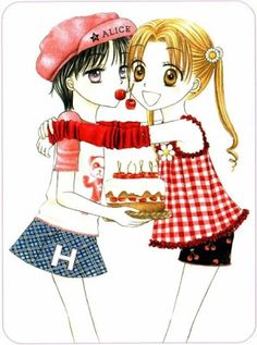 GAKUEN ALICE anime wallpapers - Google Search