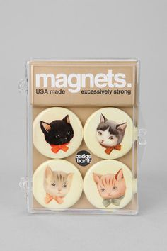 UrbanOutfitters.com > Badge Bomb Magnets