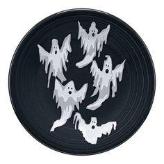 "Ghost 9"" Salad Plate"