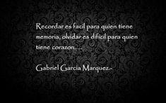 Frases Gabriel GarCia Marquez
