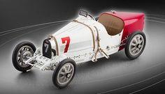 Bugatti T 35 TYPE 35 Grand Prix National Colour Project Poland 1/18 Diecast