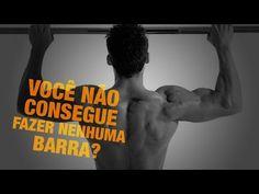 Calistenização #13 | Como Fazer sua Primeira Barra (Pull Up) | Calistenia & Street Workout Brasil - YouTube
