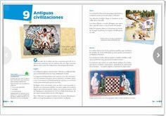 Unidad 9 de Lengua de 5º de Primaria Anaya, Editorial, Interactive Activities, Spanish Language, Unity, Degree Of A Polynomial, United States