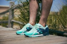 "UBIQ x ASICS – GEL-LYTE SPEED ""COOL BREEZE"" 