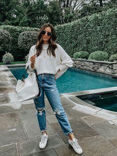 Our Favorite Everyday Denim - Somewhere, Lately Everyday Fashion, Jeans Brands, Denim, Mom Jeans, Pants, Trouser Pants, Women's Pants, Women's Bottoms, Jeans Pants