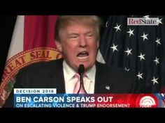 Donald Trump Does Not Condone Violence - YouTube