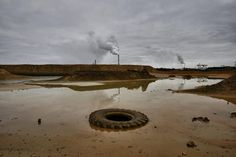 The Russian town where startling pollution is a way of life http://wrd.cm/1JLc1gi