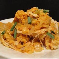 Salsa Chicken Rice Casserole - Allrecipes.com