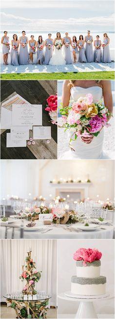 wedding color idea; photo: Erin McGinn Photography