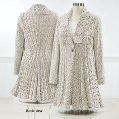 Novelty-Stitch Cardigan - Women's Clothing, Unique Boutique Styles & Classic Wardrobe Essentials