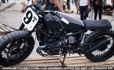 Préparations motos : les R nineT modifiées du projet BMW SoulFuel - BMW Nouveautés 2015 moto