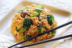 """Raw Food Recipes: Spicy """"Stir Fry"""""""