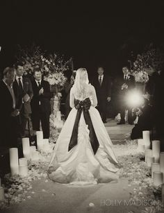 Holly Madison - Wedding Pictures with Pasquale Rotella