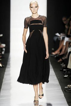 Ralph Rucci, Spring 2009 Ready-To-Wear