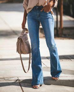 Women S Fashion Designer Labels Product Fashion 101, Denim Fashion, Fashion Pants, Fashion Outfits, Fashion Ideas, Fall Outfits, Casual Outfits, Cute Outfits, Fashion Designer