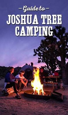 Discover the best campgrounds in Joshua Tree National Park. Complete guide to camping, including reservations, best months to camp & avoiding the crowds.: