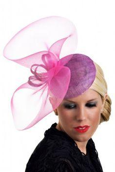 91b8acab92b Adele - by K J Millinery  millinery  hats  HatAcademy Millinery Hats
