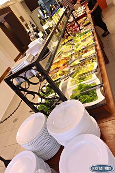 48 Ideas For Design Kitchen Restaurant Chefs Mexican Restaurant Decor, Seven Restaurant, Cafe Restaurant, Restaurant Design, Cafe Design, Food Design, Buffets, France Cafe, Brazilian Restaurant