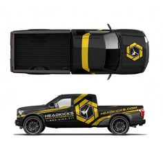 Create an eye-catching truck wrap for Martial Arts