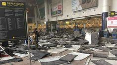 awesome  Alianza País: atentados de Bruselas es cruel ataque a la humanidad