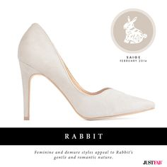 Rabbit Chinese astrology | Fashion Horoscope via JustFab Blog
