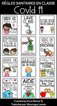 School Border, French Education, English Writing Skills, French Teacher, Classroom Rules, French Language, Teaching Tools, Learning, Routine