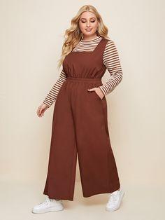 Plus Sise, Insta Look, Lookbook, Striped Tee, Dress P, Plus Size Dresses, Bellisima, Lace Trim, Fashion News