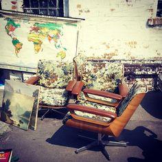Todays flea #3 #vintage #interiorstyling #interiors #fleamarket #flohmarkt #brocante #flea #old #antiques #retro #Poland #starocie #chairs #armchair #sessel #silla #stoel #wnętrza #stararzeznia #poznan