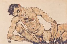 Erotic Charge in the Expressionist Art of Egon Schiele