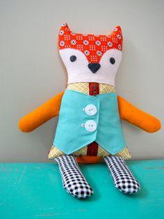 Learn to Dress Mr. Fox.