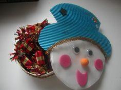 Idée à garder pour la boîte camembert à garnir mais peut être modifier le motif… Noel Christmas, Xmas, Christmas Ornaments, Theme Noel, Creations, Holiday Decor, Diy, Crafts, Winter