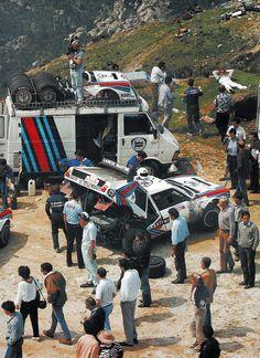 Tour de Corse '86