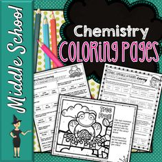 Looking For Fun Rigorous Instructional Resources Your Physical Science And Chemistry Students Why