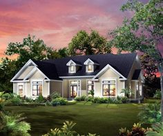 House Plan 95900 at FamilyHomePlans.com