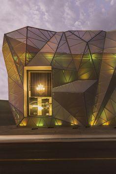 Edifício Comercial Integral Iluminación  / Jannina Cabal