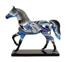 Trail of Painted Ponies Pony Figurine - Dream Warriors