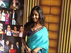 Yami Gautam looking gorgeous in saree at boroplus gold awards.