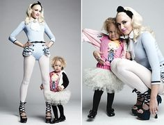 ♥ Gwen and her kids line