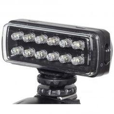 Manfrotto ML120 LED, Luz LED / 12 luces LED