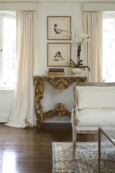 beautiful floors and furniture and rug